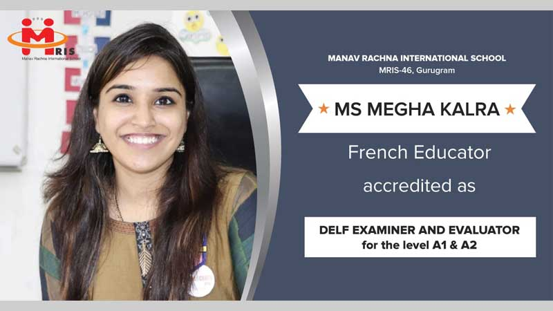 French Teacher Accredited as a DELF EXAMINER AND EVALUATOR