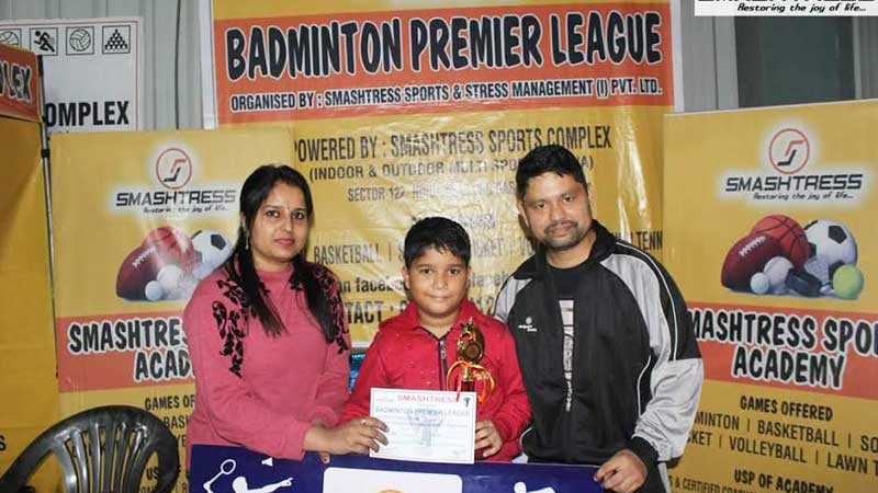 4th Badminton Premier League