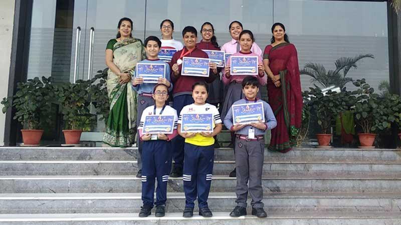 Diwali Online Math Challenge 2018