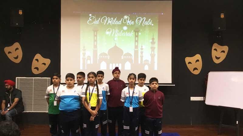 Guru Purab and Eid Celebrations