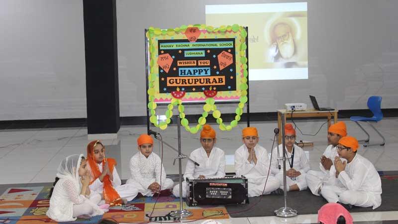 Gurupurab Celebration