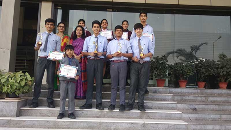 Students Shine at Panchotsav