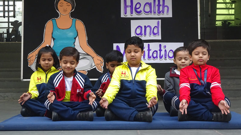 Assembly on Health and Meditation