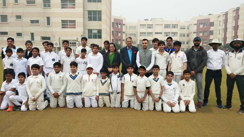 11th Manav Rachna U-14 Cricket Challenge Cup 2018