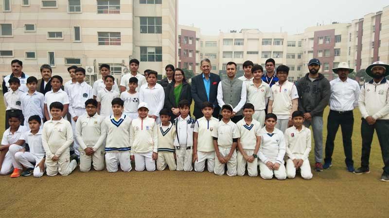 11th Manav Rachna U-14 Cricket Challenge Cup 2018 - MRIS