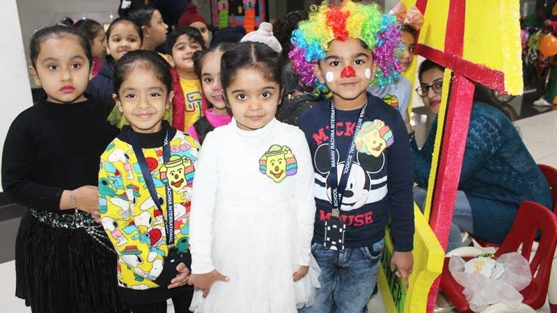 Circus Fun Activity