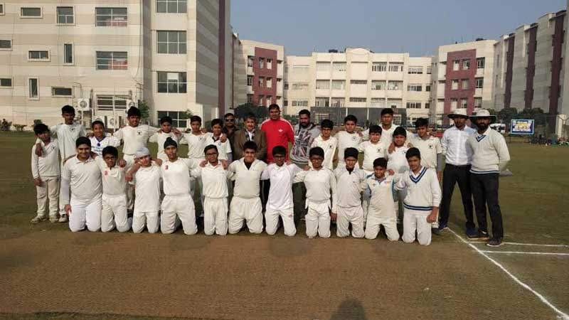 Day 4: 11th Manav Rachna U-14 Cricket Challenge Cup 2018