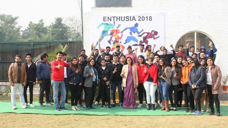 ENTHUSIA- Alumni Meet