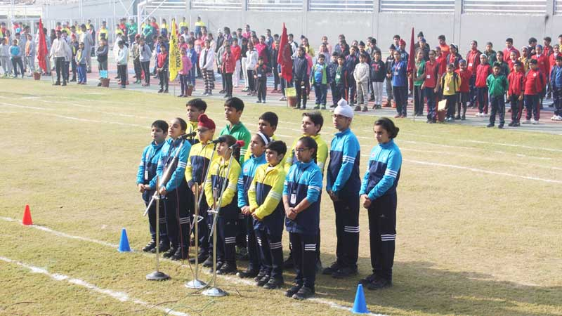 Inter School Sports Meet
