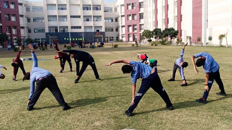 School Fitness Program