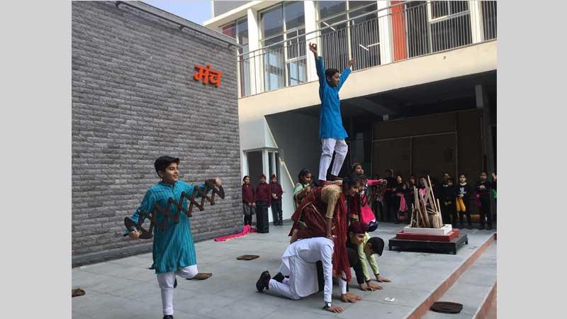 Lohri  celebration with great fervor!!
