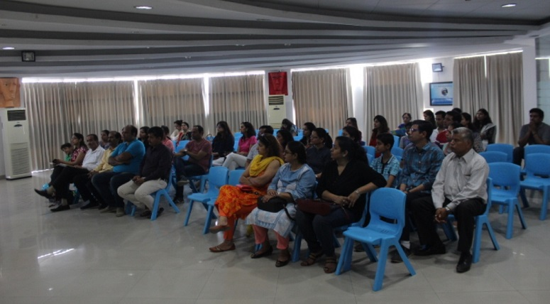 Orientation Program for parents of Grade VI-VIII students - MRIS