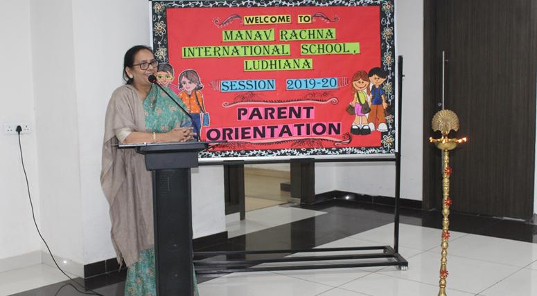 Orientation Programme for Parents - MRIS
