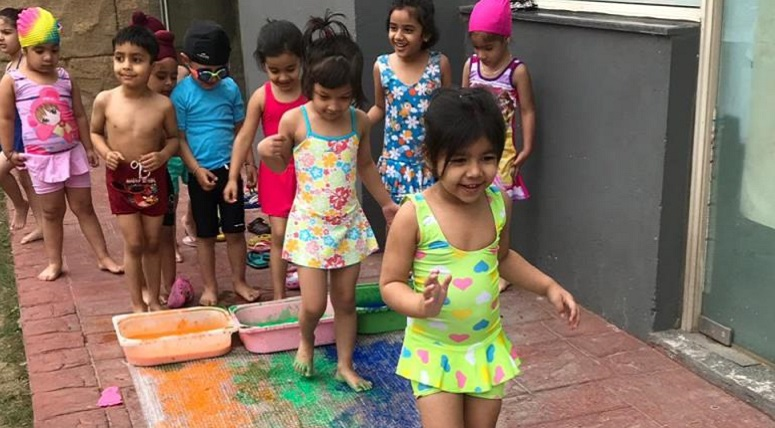 Pool Party for Nursery and Toddlers