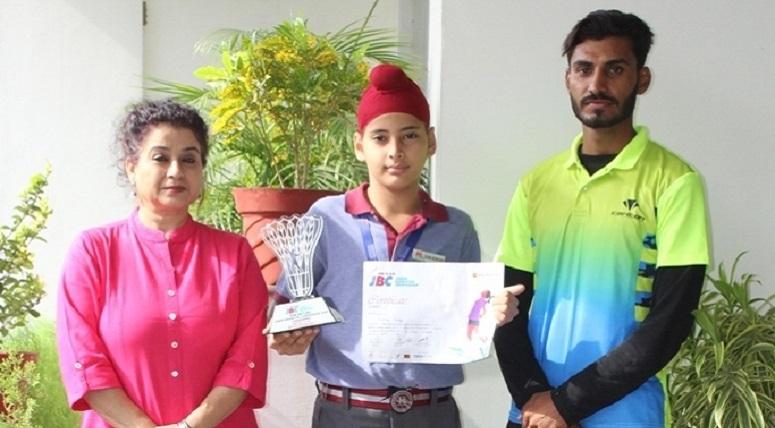 Budding Sportspersons brought laurels to school