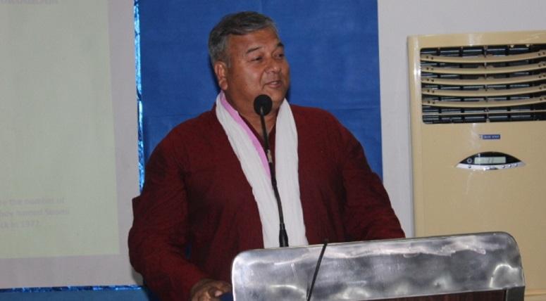 Speech Discourse by Peepal Baba