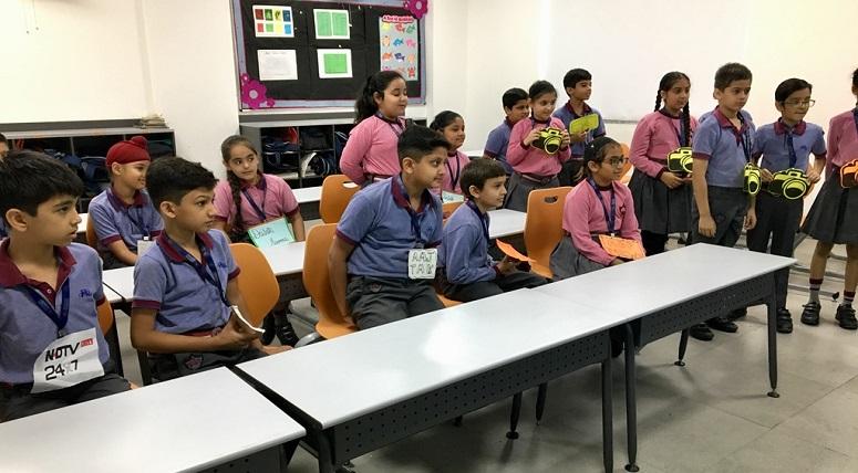 Curious Minds Interview School Principal on 'Green Diwali'
