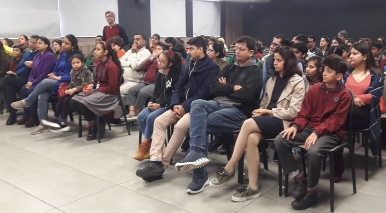 Orientation Session on Theatre Excellence Programme