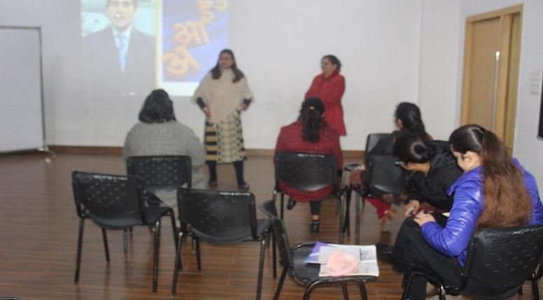 Teacher Training Workshop for Faculty Members