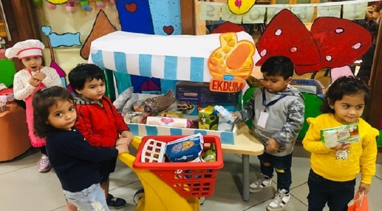 kids age for preschool admission