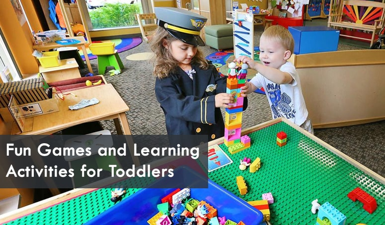 toddlers games