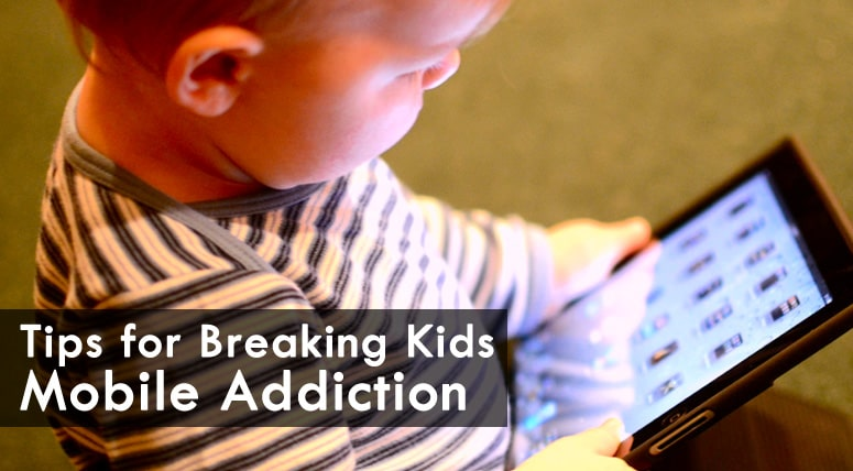 Kids Mobile Addiction