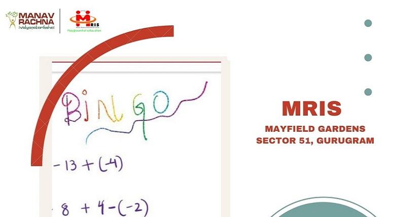 Fine Motor Mathematics Activity through a Bingo Game