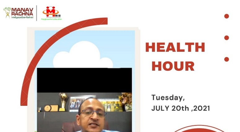 'The Health Hour' Session 2021