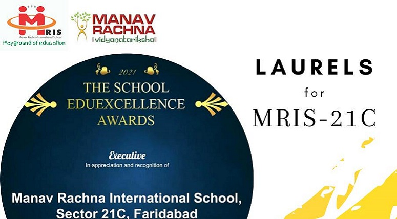 One of the Best Schools for Innovation in School Curriculum and Co-Scholastic Activities